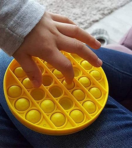 Push Pop Bubble Fidget Sensorisch Speelgoed – Anti-Stress Hulp