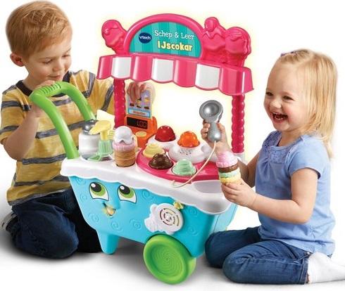 Schep & Leer IJscokar – VTech Preschool