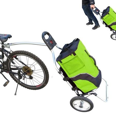 Geko Trolley – Fietskar Boodschappentrolley