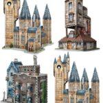 Harry Potter 3D Puzzel  - Bouw Jouw Magische Wereld