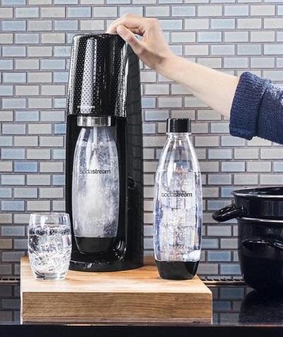 Bruiswatertoestel van SodaStream.