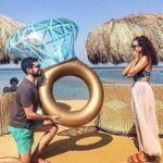 Diamanten Ring Opblaasbare Zwembad Lounger