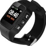 Alarm Horloge – Senioren Alarm – met GPS Locatie