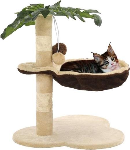 Palmboom Kattenkrabpaal