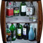Wijnvat Minibar met LED Verlichting